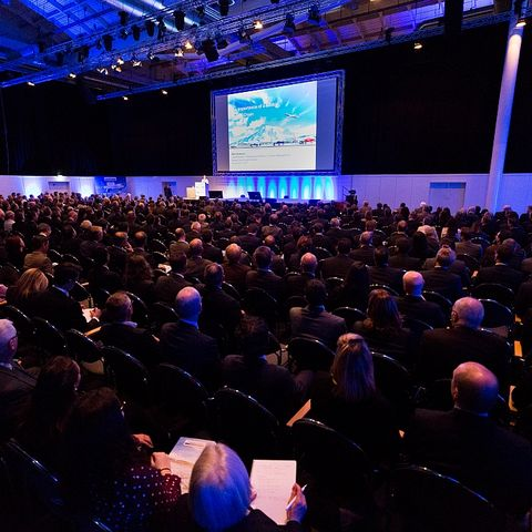 8. AVIATION FORUM Hamburg